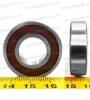 Bearing 6002 2RS, analogue in accordance with GOST 180102, marking 6002 DDU, 6002 RS, 6002 LLU
