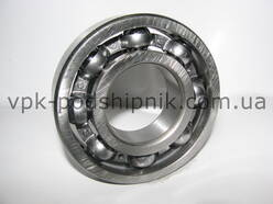 Deep groove ball bearing MR93
