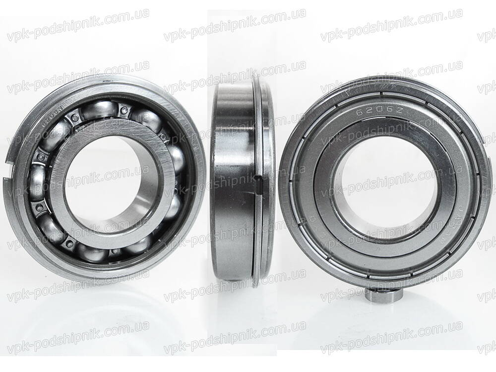 Фото3 Deep groove ball bearing NSK 6210.ZNR