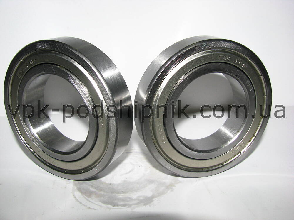 Фото3 Deep groove ball bearing CX 6317.2Z