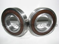 Deep groove ball bearing ZKL 6311 2RS