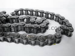 Duplex roller chain ISO 16A-2